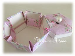 六角裁縫箱1